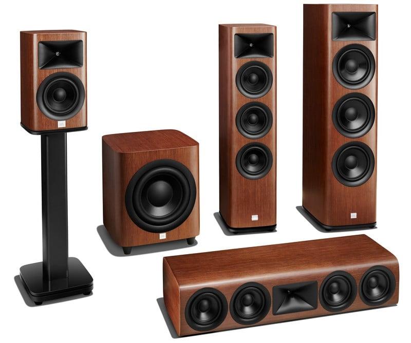 Компания Harman привезла в Украину серию акустических систем JBL HDI