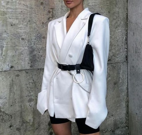 Модные блейзеры 2021