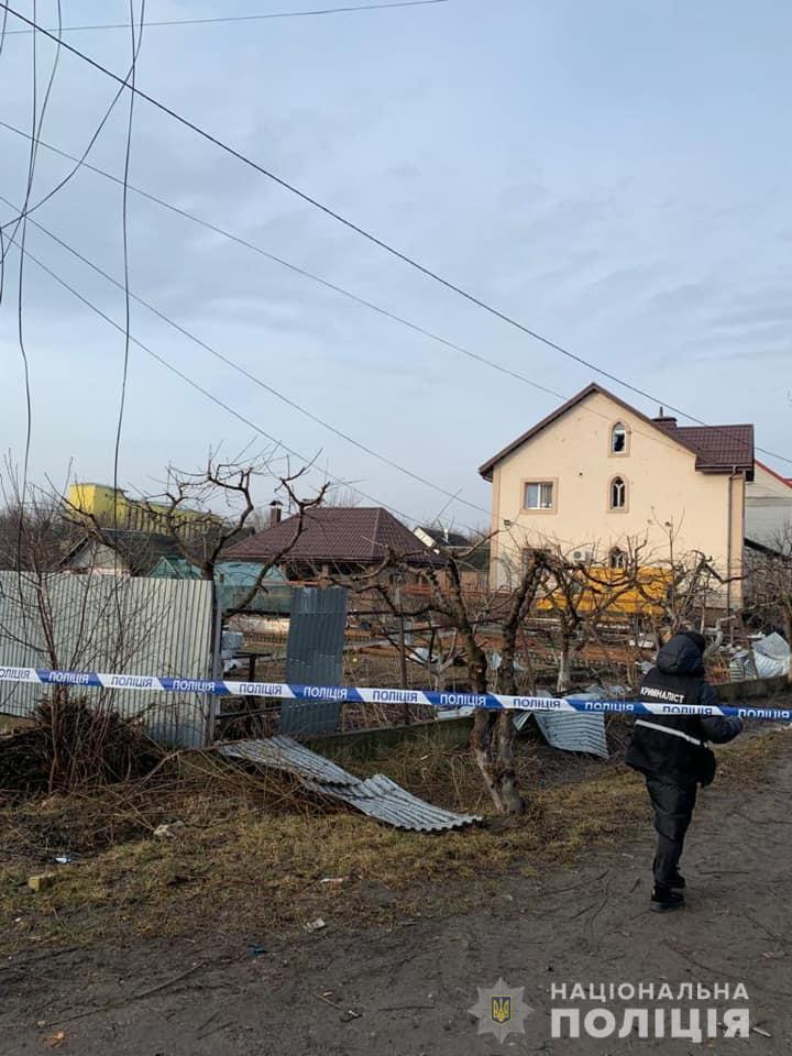 Вибух у Боярці забрав життя людини, постраждали вдома фото, Відео
