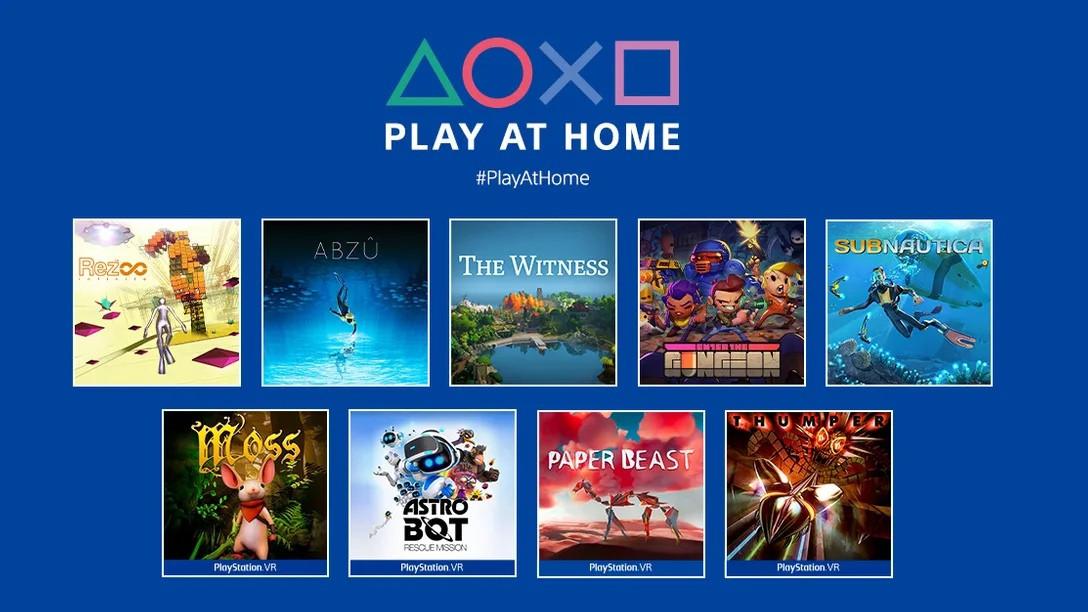 Sony бесплатно и навсегда раздаст 10 игр для владельцев PS4 и PS5
