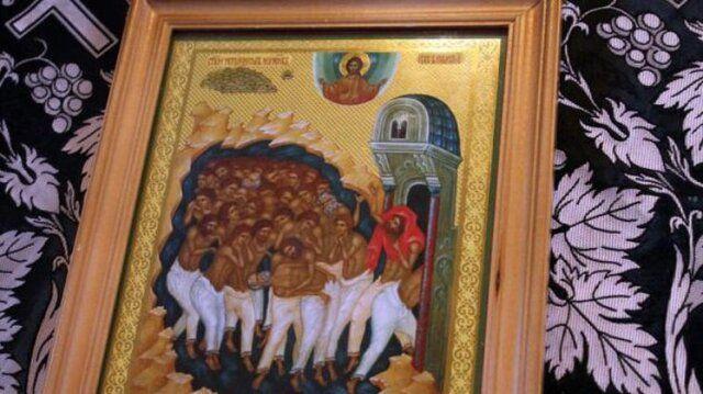 40 святых праздник картинки