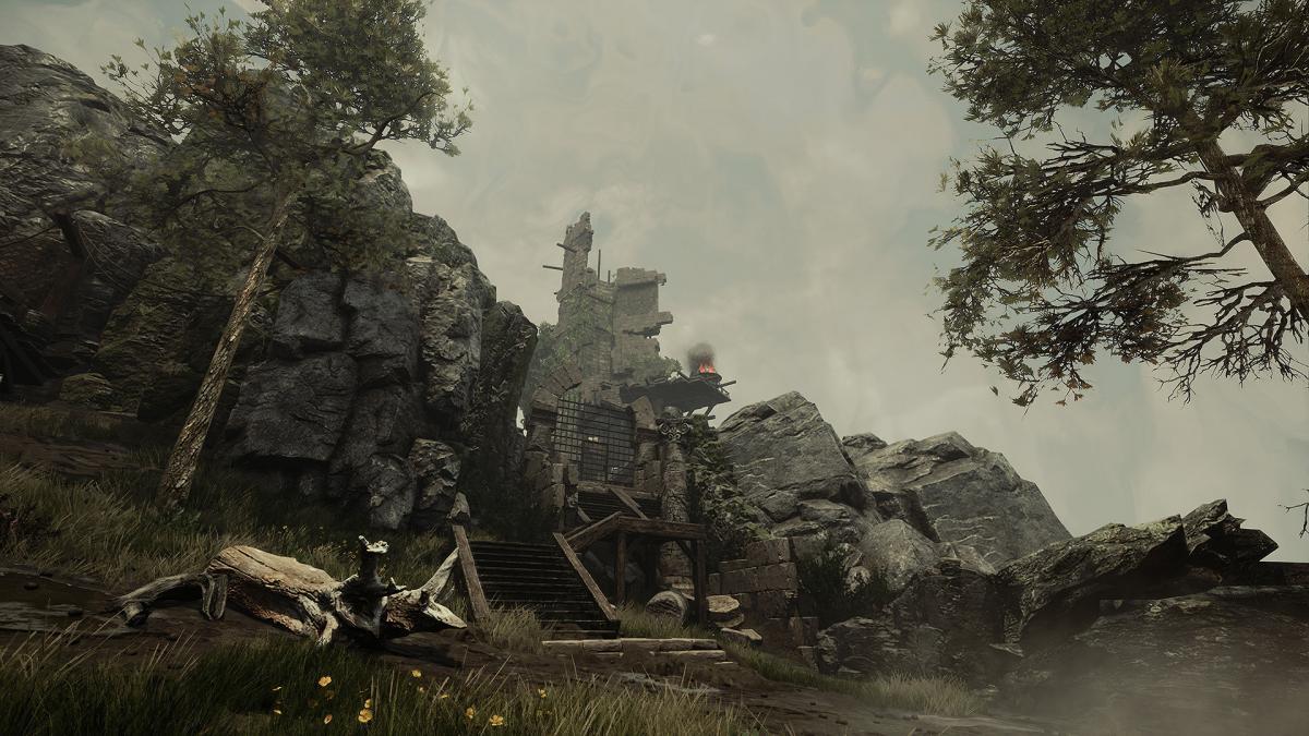В Steam открылась страница ремейка Gothic с новыми скриншотами