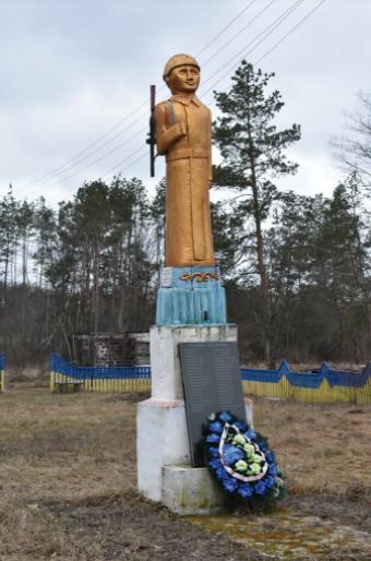 В Житомирской области нашли двойника Путина