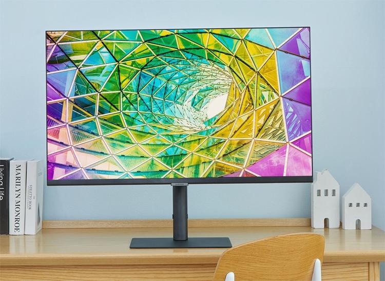 Samsung представила новое поколение мониторов