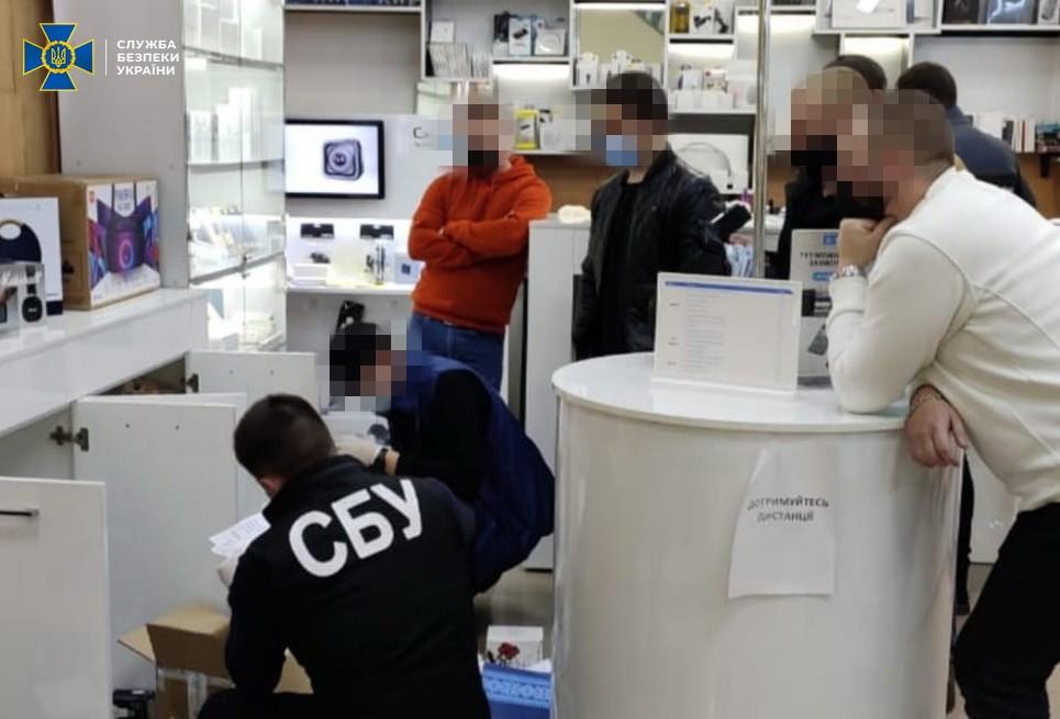 СБУ заблокувала роботу мережі ботоферм
