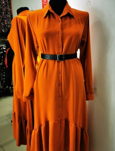 Модні сукні-сорочки 2021