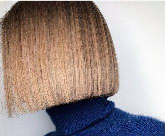 Стричь волосы нужно каждые 8-12 недель / Instagram