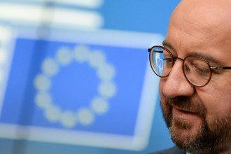 Глава Евроcовета назвал условие снятия санкций с России, введенных из-за действий в Украине