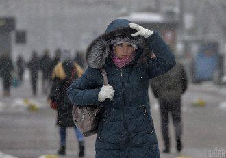 Синоптики попередили, що завтра найнесприятливіша погода буде в Луганській і Донецькій областях
