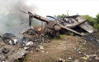 В Южном Судане случилась авиакатастрофа / twitter.com/anadoluagency