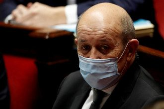 Глава МЗС Франції проїхався по РФ, але висловився за збереження зв'язків