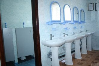 Жіночий туалет