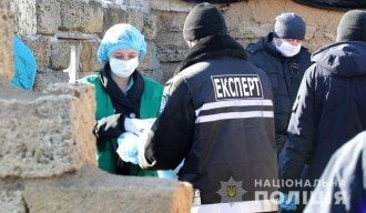 Эксперты продолжают работу на месте гибели ребенка / hr.npu.gov.ua