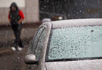 Західній частині України загрожує похолодання та мокрий сніг