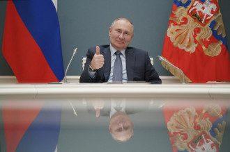 Путин собрался еще на два президентских срока