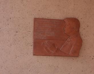 В Николаеве раскритиковали мемориальную доску Фоминых