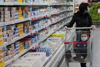 Ціни на продукти