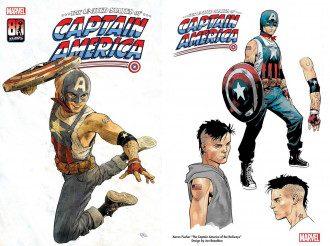 Новый Капитан Америка открытый гей Marvel представила нового героя