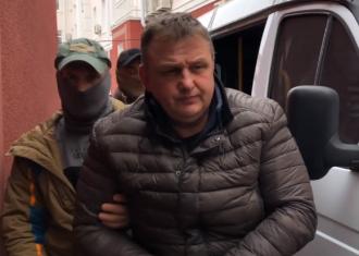 У Криму затримано Єсипенка
