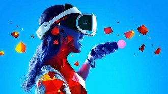 Sony показала контроллеры для PlayStation VR 2 / Блог PlayStation