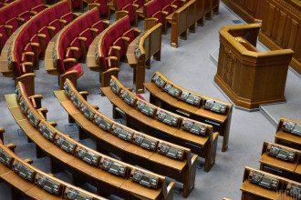 Жорсткий карантин у Києві вплинув на роботу Ради
