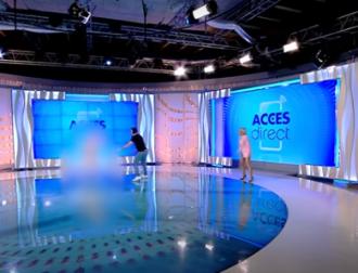Во время съемок румынского шоу Вайду атаковала обнаженная женщина, у которой был камень