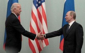 На встрече Баден и Путин обсудят стенания из Вашингтона из-за Украины
