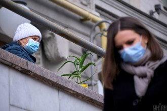 В Киеве 23 марта начали действовать ограничения красной карантинной зоны