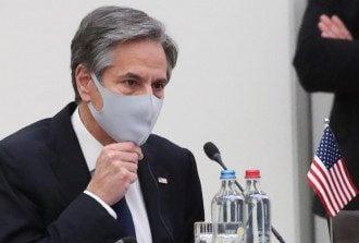 Журналисты узнали, что госсекретарь США проведет первую встречу в рамках визита в Украину 6 мая в 9:30