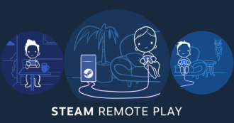 Remote Play Together