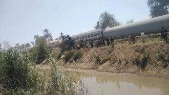 Єгипет, потяги