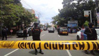 В Індонезії смертник підірвався біля церкви