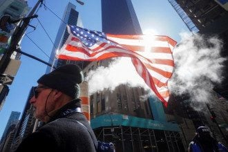 США,флаг