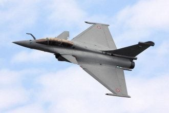 Експерти оцінили доцільність закупівлі французьких літаків Rafale для ВПС України