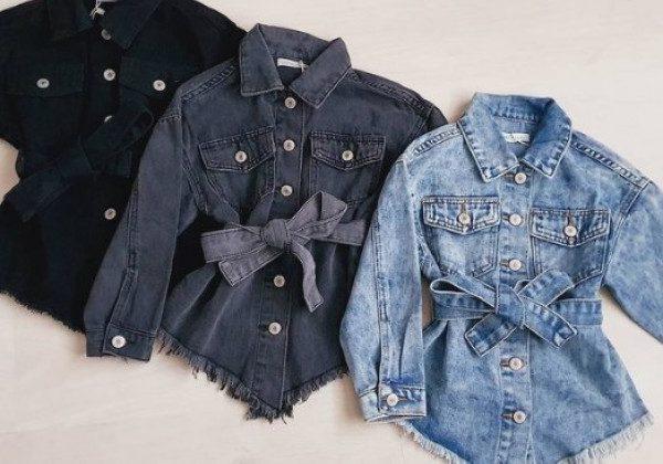 Модні джинсові куртки 2021