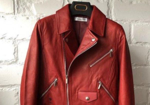 Модные кожаные куртки женские 2021
