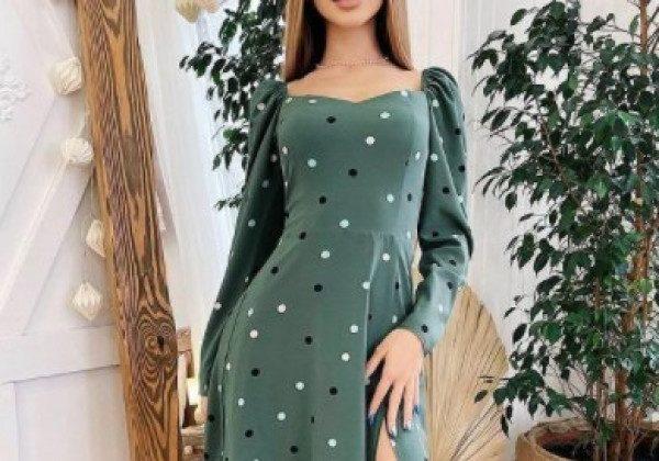 Модні довгі сукні весна-літо 2021