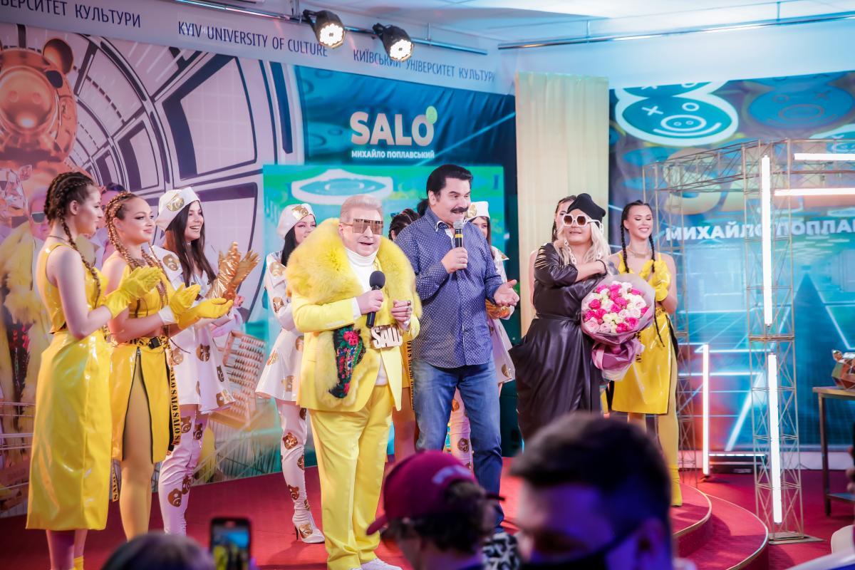 Поплавський презентував кліп на пісню Сало