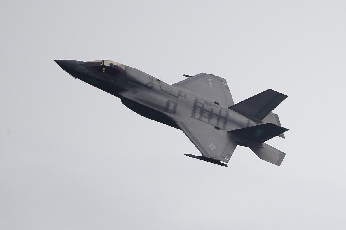 Винищувач F-35B Lightning II