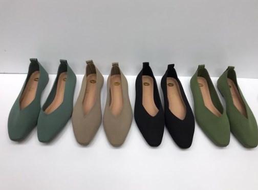 Модні балетки 2021