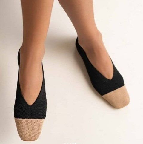 Модные балетки 2021