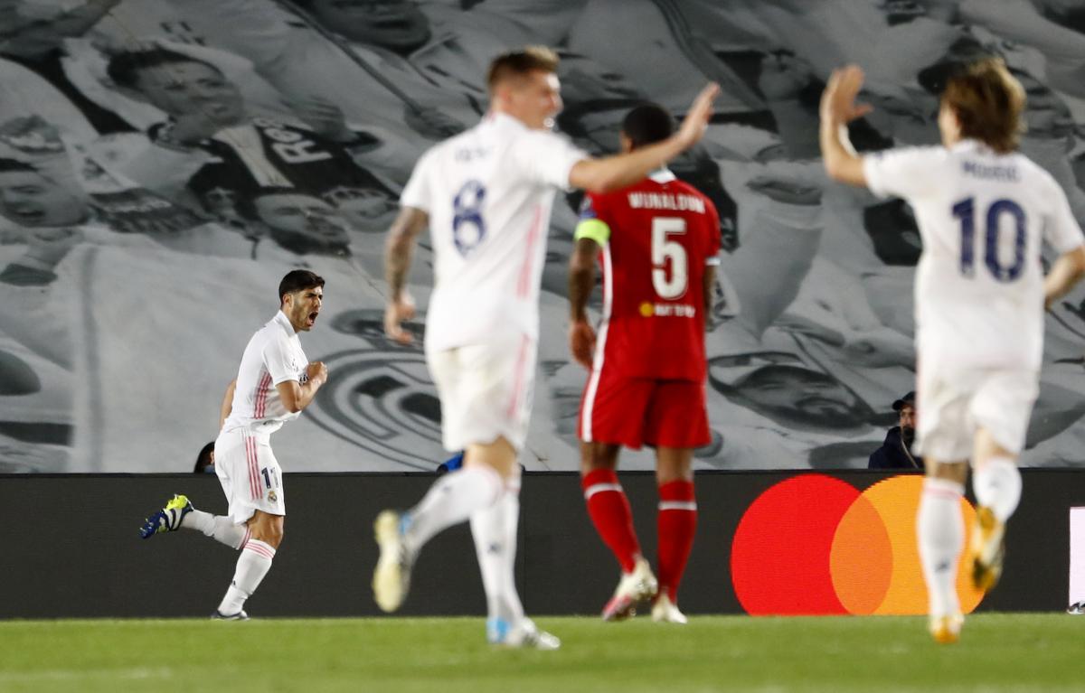Реал Мадрид  - Ливерпуль