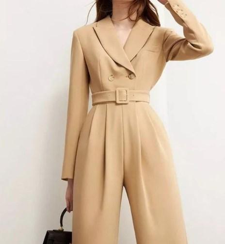 Модные женские комбинезны 2021