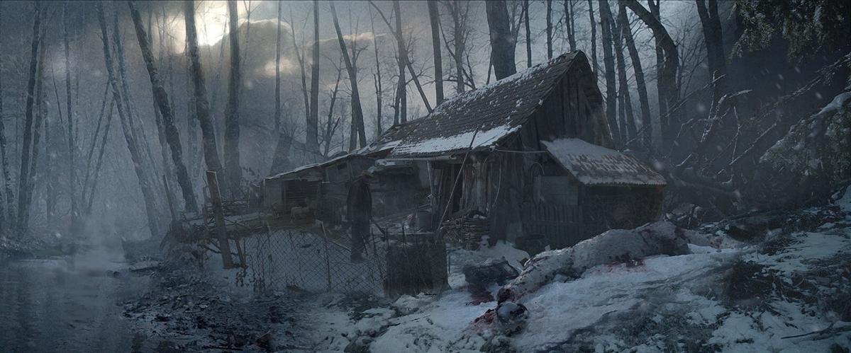 Новые скриншоты и концепт-арты Resident Evil Village