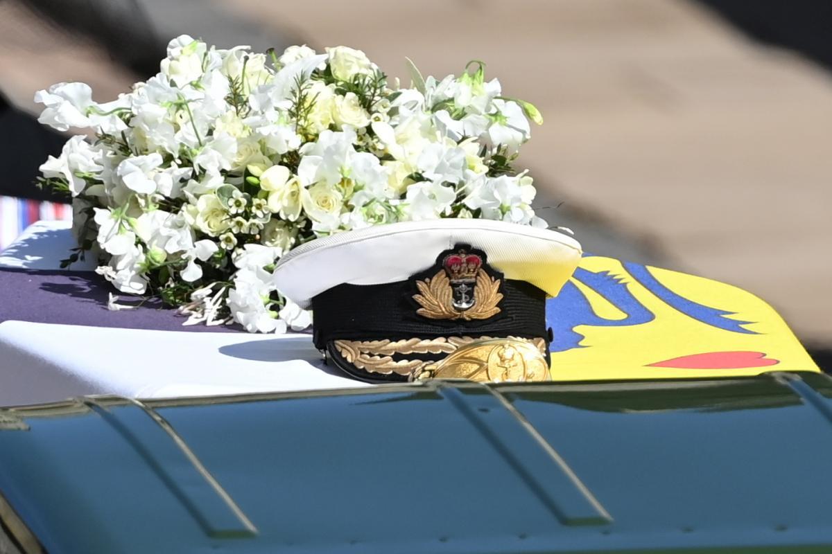 Похорон чоловіка королеви Великої Британії
