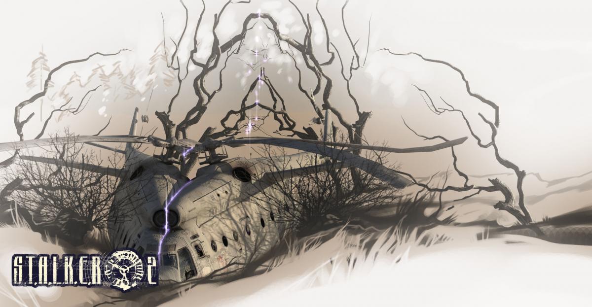 Нові концепт-арти скасованої версії S.T.A.L.K.E.R. 2