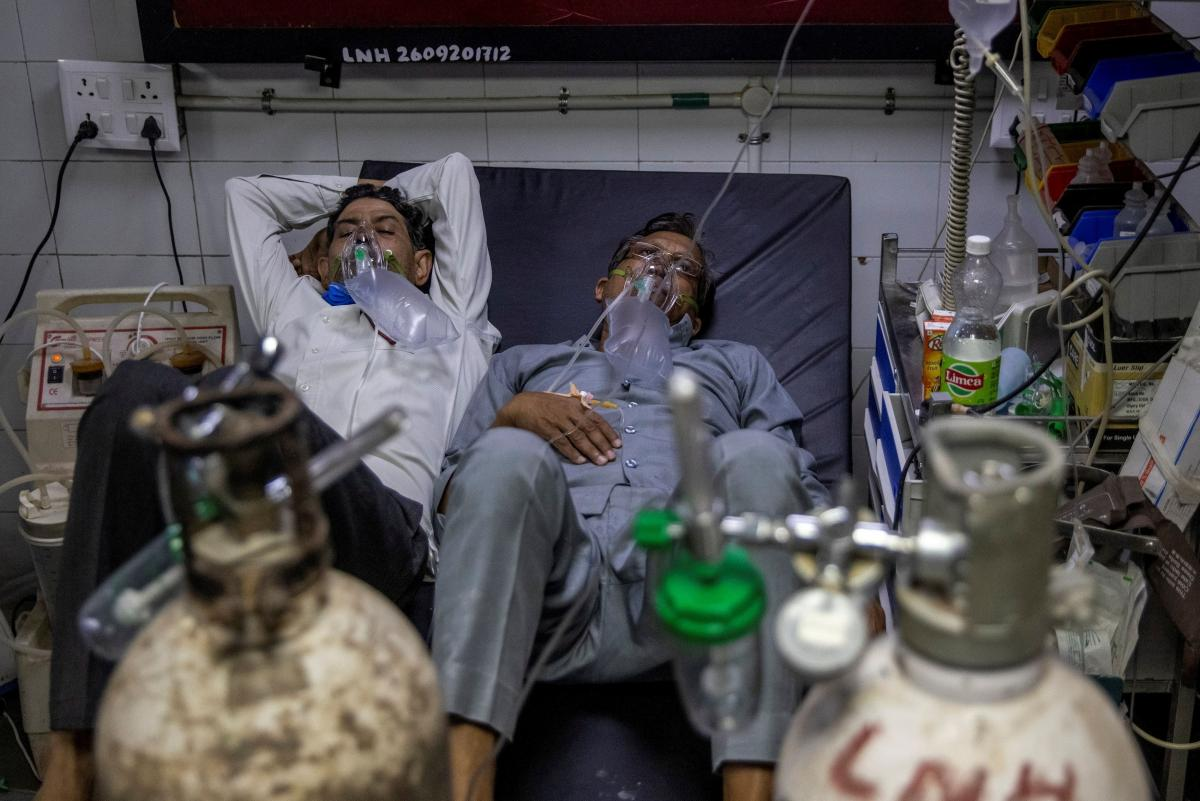 Индия,коронавирус