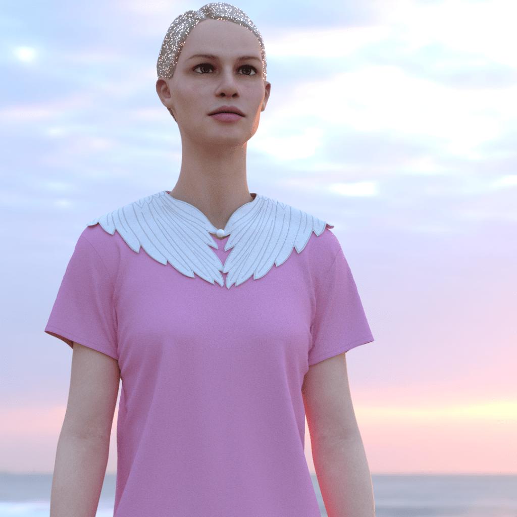 Український бренд одягу створив цифрову вишиванку