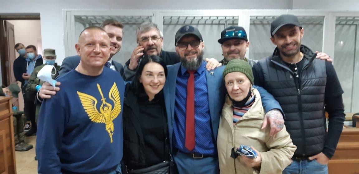 Риффмастер, Антоненко, Риффмастера звільнили
