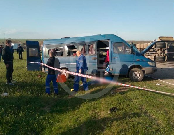 У РФ в ДТП потрапив автобус з дітьми-спортсменами, є жертви